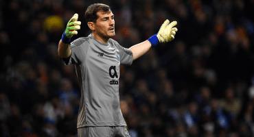 Iker Casillas incendió Twitter por llamar 'zoquete' a un periodista