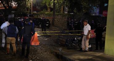 Intento de asalto en San Ángel Inn desencadena balacera; 2 asaltantes resultaron heridos