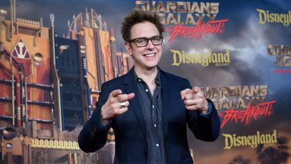 Así reaccionaron los fans de 'Guardians of the Galaxy' ante el regreso de James Gunn como director