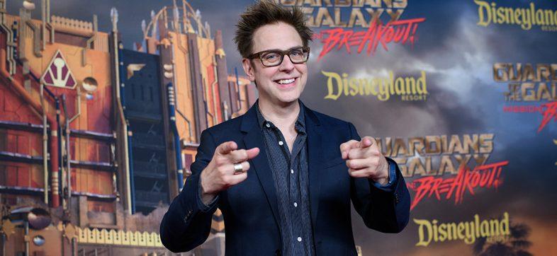 Así reaccionaron los fans de 'Guardians of the Galaxy' ante el regreso de James Gunn como director
