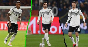 ¡Adiós! Joachim Löw 'corta' a Boateng, Hummels y Müller de la Selección de Alemania