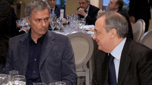 José Mourinho, la única opción real para llegar al Real Madrid