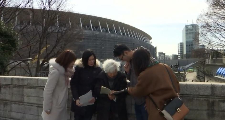 ¡Querer es poder! Esta mujer de 91 años aprendió inglés para ir de voluntaria a Tokio 2020