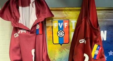 Jugador de Venezuela explotó en Twitter por falta de camisetas para amistoso