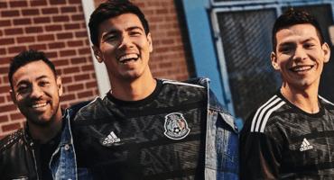 ¡Es oficial! Jugadores del Tri ya lucen la nueva playera de México