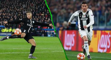 ¿Mbappé y Cristiano juntos? Juventus