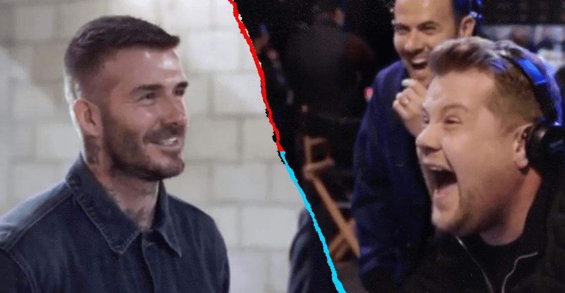 Major League Soccer La broma a David Beckham que lo dejó atónito