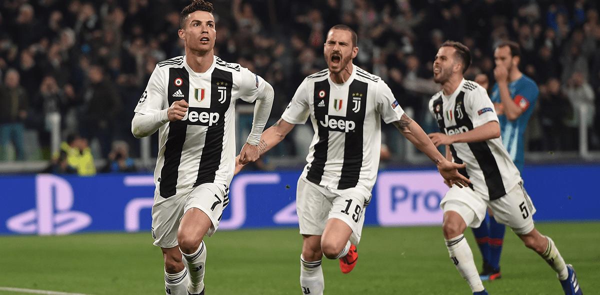 UEFA anunció sanción para Cristiano Ronaldo por su gesto en la Champions League