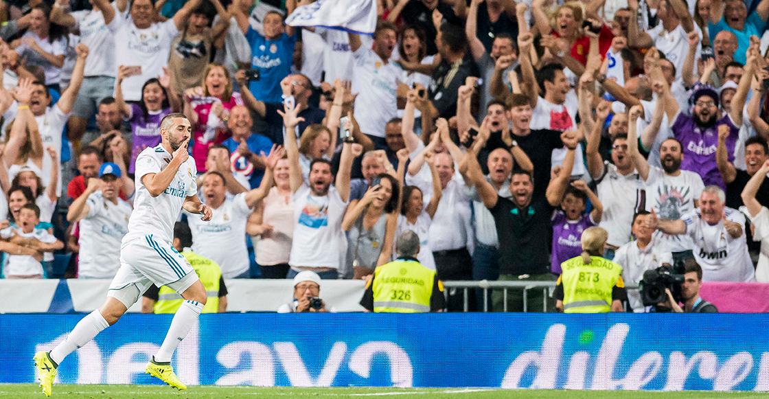 ¡6 y contando! ¿Se acuerdan de la última vez que el Real Madrid le ganó al Barcelona?