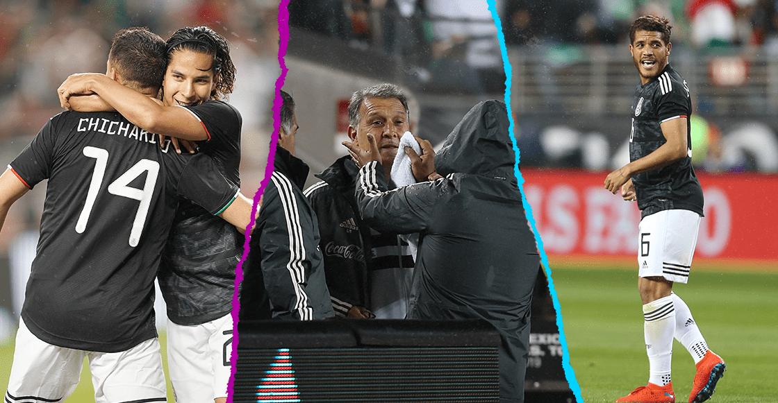Las 5 cosas que nos dejó la primera Fecha FIFA del Tri del 'Tata' Martino