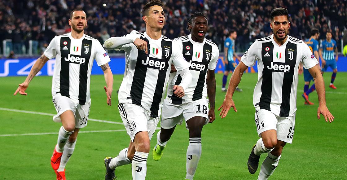 La de la Juventus y las 5 grandes remontadas en la Champions League