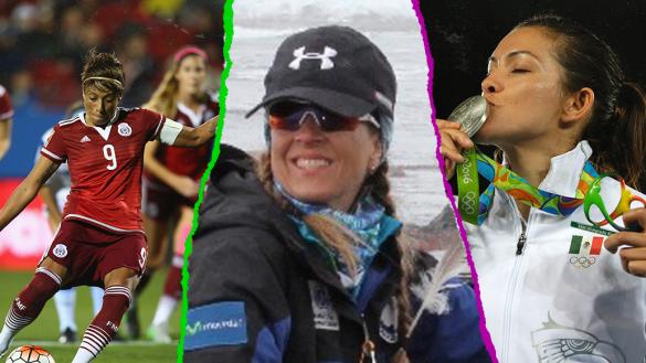¡Orgullo nacional! Las mujeres mexicanas que han hecho historia en el deporte