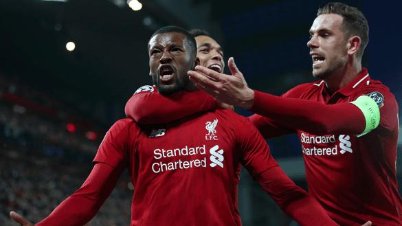 La del Liverpool y las 5 grandes remontadas en la Champions League