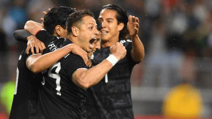 ¡Uno más! Estos han sido los 51 goles del 'Chicharito' Hernández con el Tri