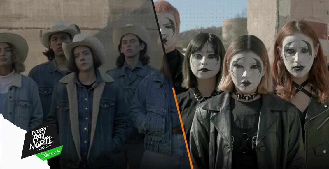 """""""Ponte Punk"""": Mira en exclusiva el nuevo video de Los Blenders"""