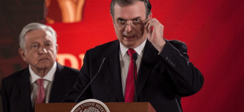 La carta que envió AMLO a España es para 'la reconciliación histórica', dice Ebrard