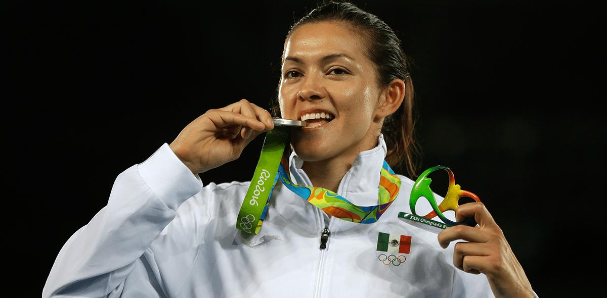 María del Rosario Espinoza en Juegos Olímpicos