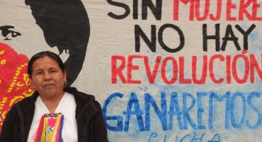 'Una simulación' la petición de AMLO a España; mejor que detengan el despojo, dice Marichuy