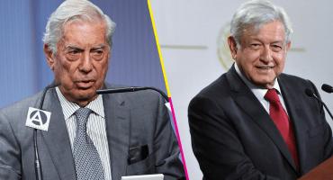 Esta fue la respuesta de Vargas Llosa a la petición de AMLO hacia el gobierno español