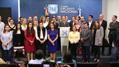 Ahora va el PAN: funcionarios envían carta a la OEA para alertar sobre posible reelección de AMLO