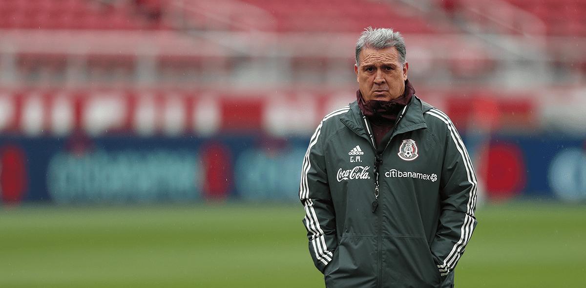 """Martino le responde al Porto: """"¿Quién habló con la Federación?"""""""