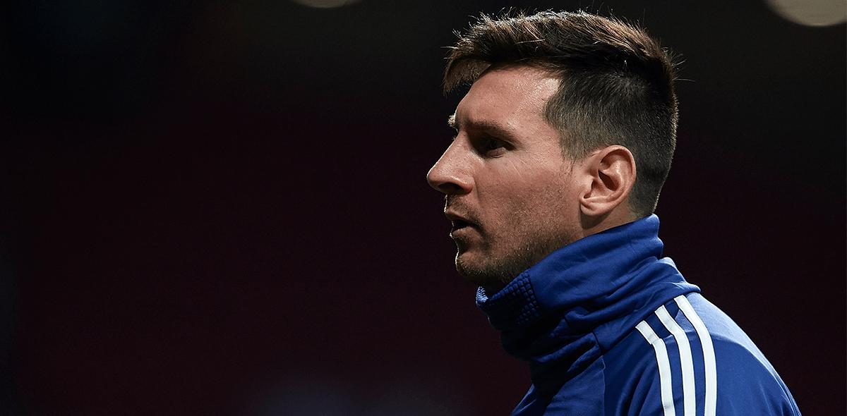 """Messi explotó: """"Hay muchas mentiras y cosas inventadas"""""""