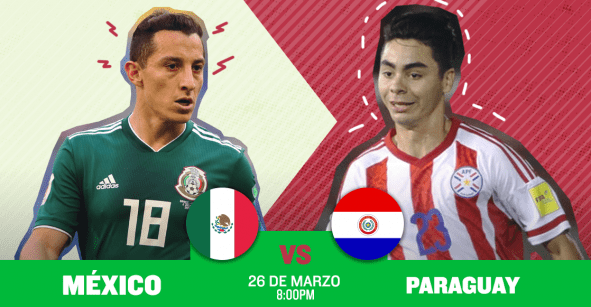 ¿Cómo, cuándo y dónde ver en vivo el México vs Paraguay?