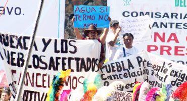 Teresa Castellanos, opositora a termoeléctrica en Huexca, gana premio nacional de Derechos Humanos