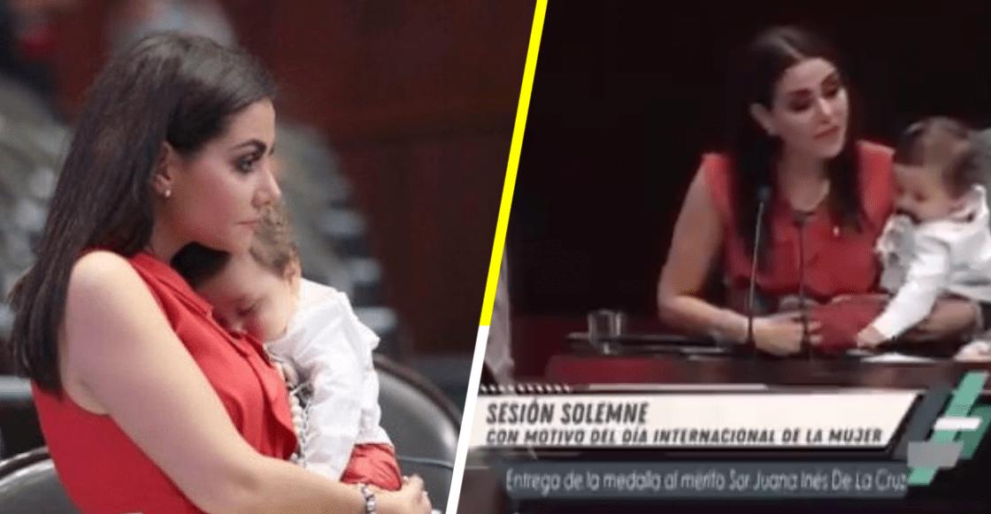 """""""¡Estoy hasta la madre!""""; diputada del PES se lanza contra los estereotipos de género"""
