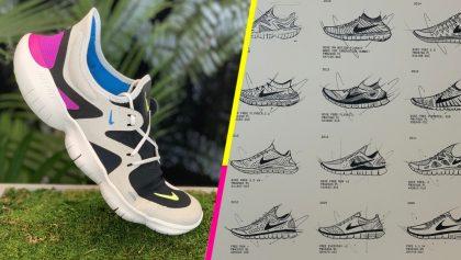 En busca de los mejores tenis para correr: Una visita a los Nike World Headquarters