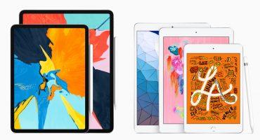 Sin decir agua va, Apple lanza dos nuevos iPads