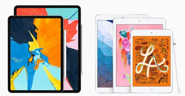 Apple presenta Nuevos iPads