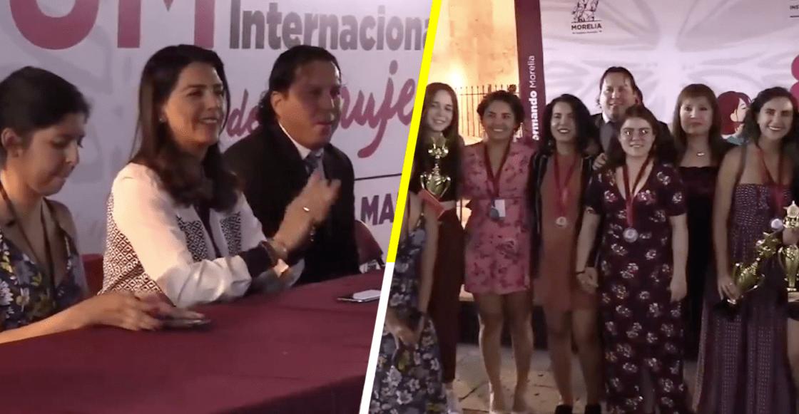A las 12 las mujeres 'ya deberían estar en sus casas', dice regidor de Morena