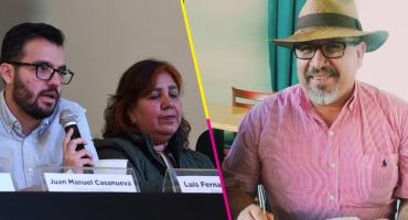 Con Pegasus, se intentó espiar a Griselda Triana, viuda del periodista Javier Valdez