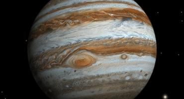 La fotografía más cercana a la Gran Mancha Roja de Júpiter 📸
