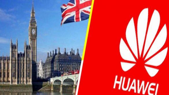 Reino Unido denuncia fallas de seguridad en redes Huawei