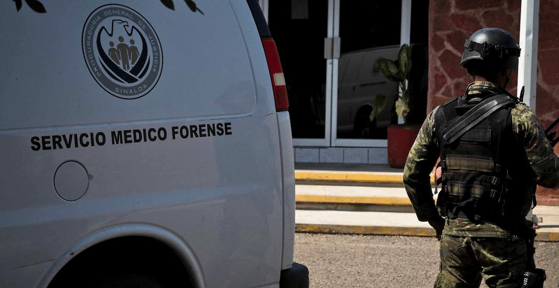 D'oh! Semefo entrega el cuerpo equivocado en Sinaloa; lo rescata en pleno funeral