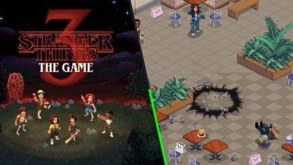 Finalmente Stranger Things 3: The Game estará disponible para Nintendo Switch