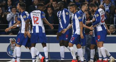 ¿Y la lesión, apá? 'Tecatito' fue titular y jugó los 90 en triunfo del Porto sobre el Braga