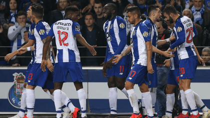 ¿Y la lesión, apá? 'Tecatito' fue titular y jugó lo 90 en triunfo del Porto sobre el Braga