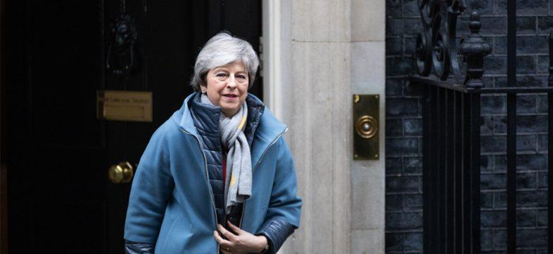 Parlamento británico rechaza por segunda vez proyecto para el Brexit de Theresa May