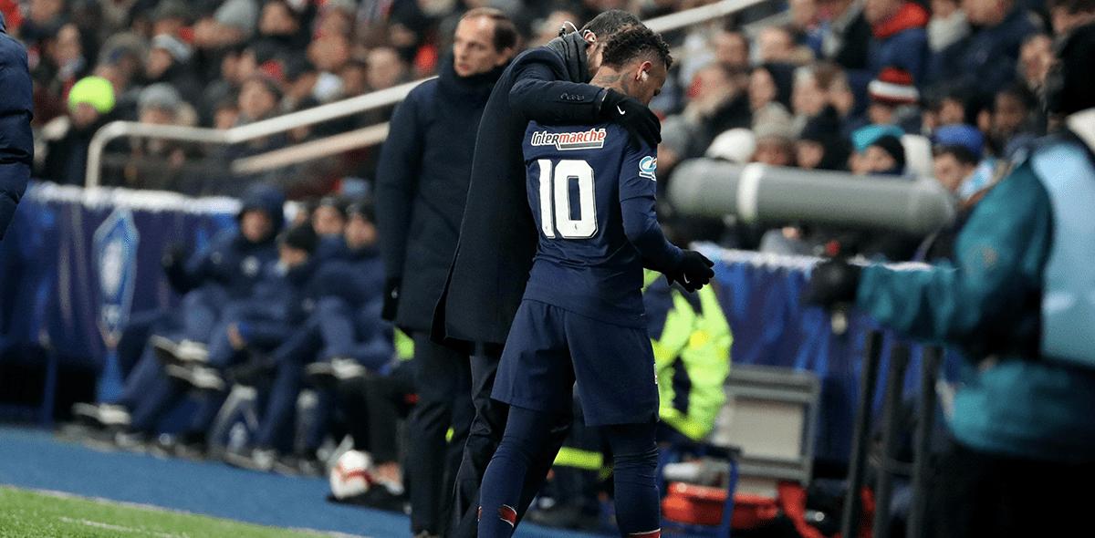 """""""¡Váyanse a la mierda!"""", el insulto por el que la UEFA investiga a Neymar"""
