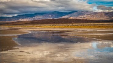¡¿Cómo?! Un lago apareció en una de las zonas más secas de Estados Unidos