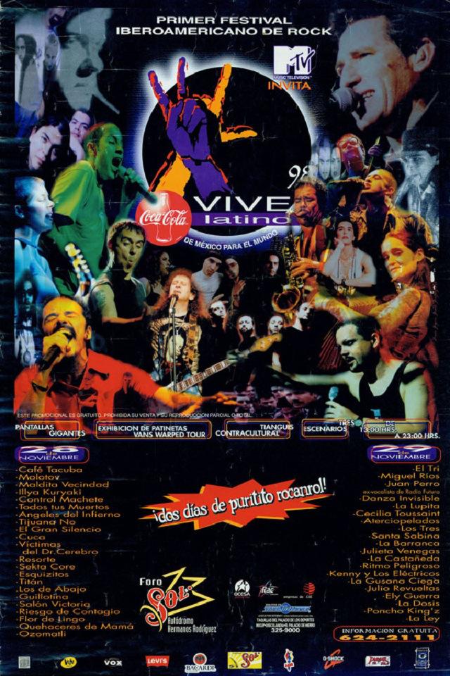 Vive Latino: Un testigo de la lucha de las mujeres en la industria musical