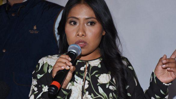 Yalitza será oradora en la Organización Internacional del Trabajo y hablará sobre las trabajadoras domésticas
