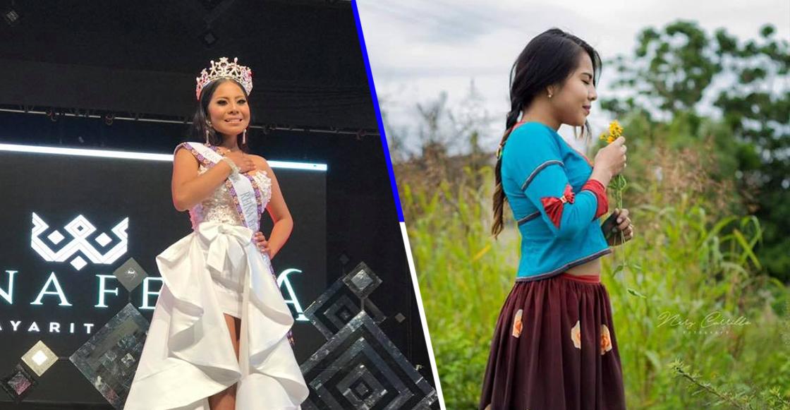 ¿Efecto Yalitza? Una joven wixárika ganó un concurso de belleza en México y estas fueron sus palabras
