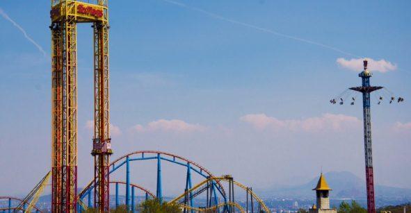 ¿Cómo fue el accidente del joven que cayó de una rueda de la fortuna en Six Flags? Acá lo que sabemos