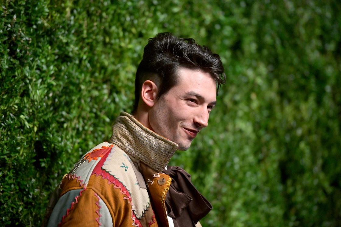 Actor Ezra Miller
