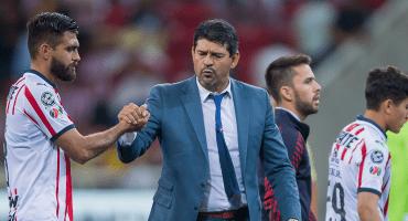 La afición de Chivas pide la salida de Cardozo tras la derrota en el clásico ante América