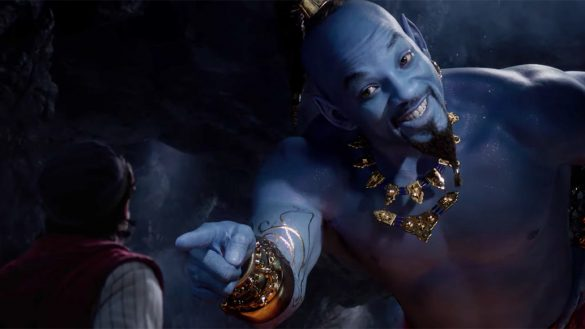 A whole new world! Checa el primer tráiler oficial del live action de 'Aladdin'
